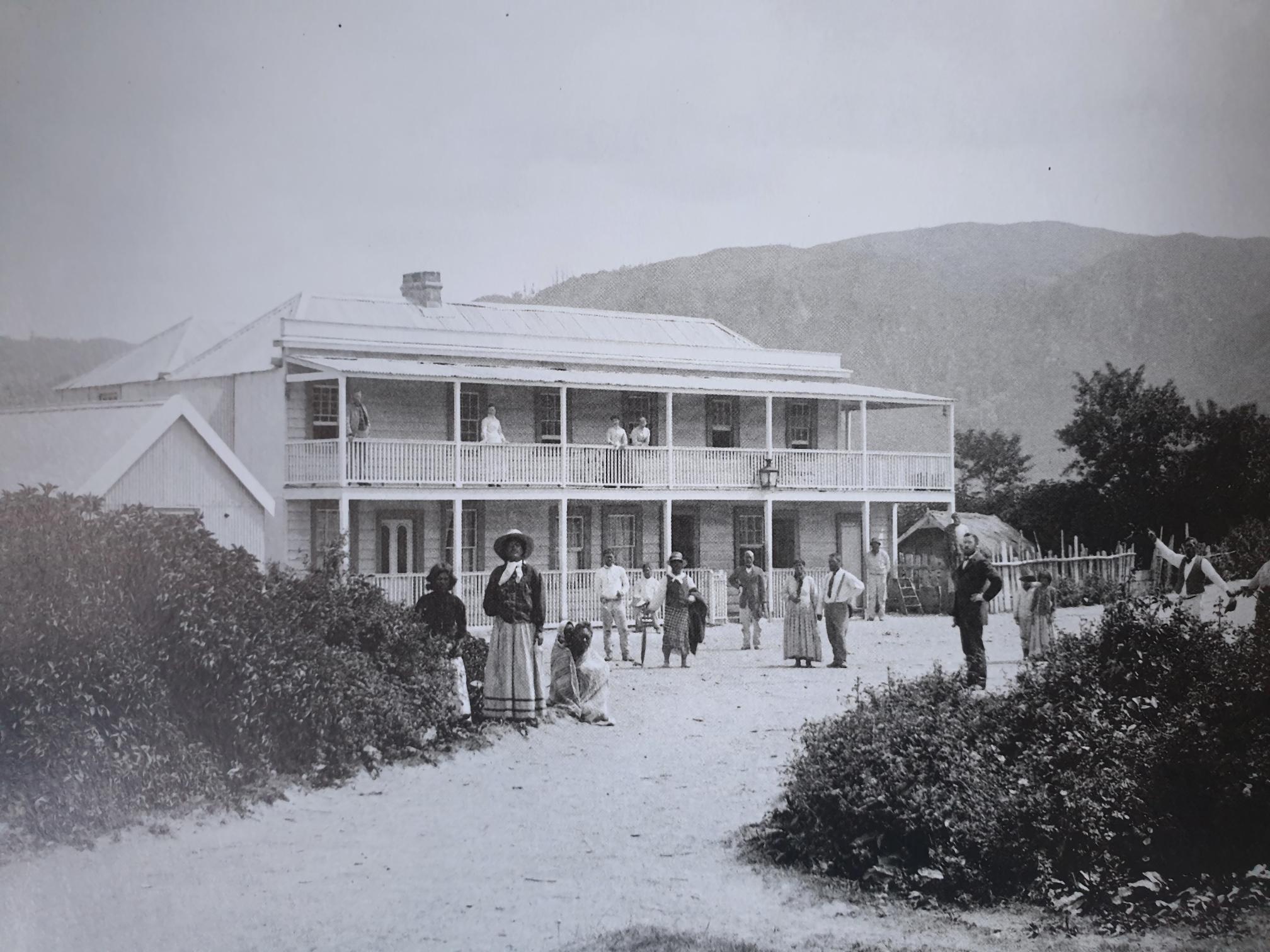 Te Wairua Village Gateway to the Pink and White Terraces, Lake Tarawera