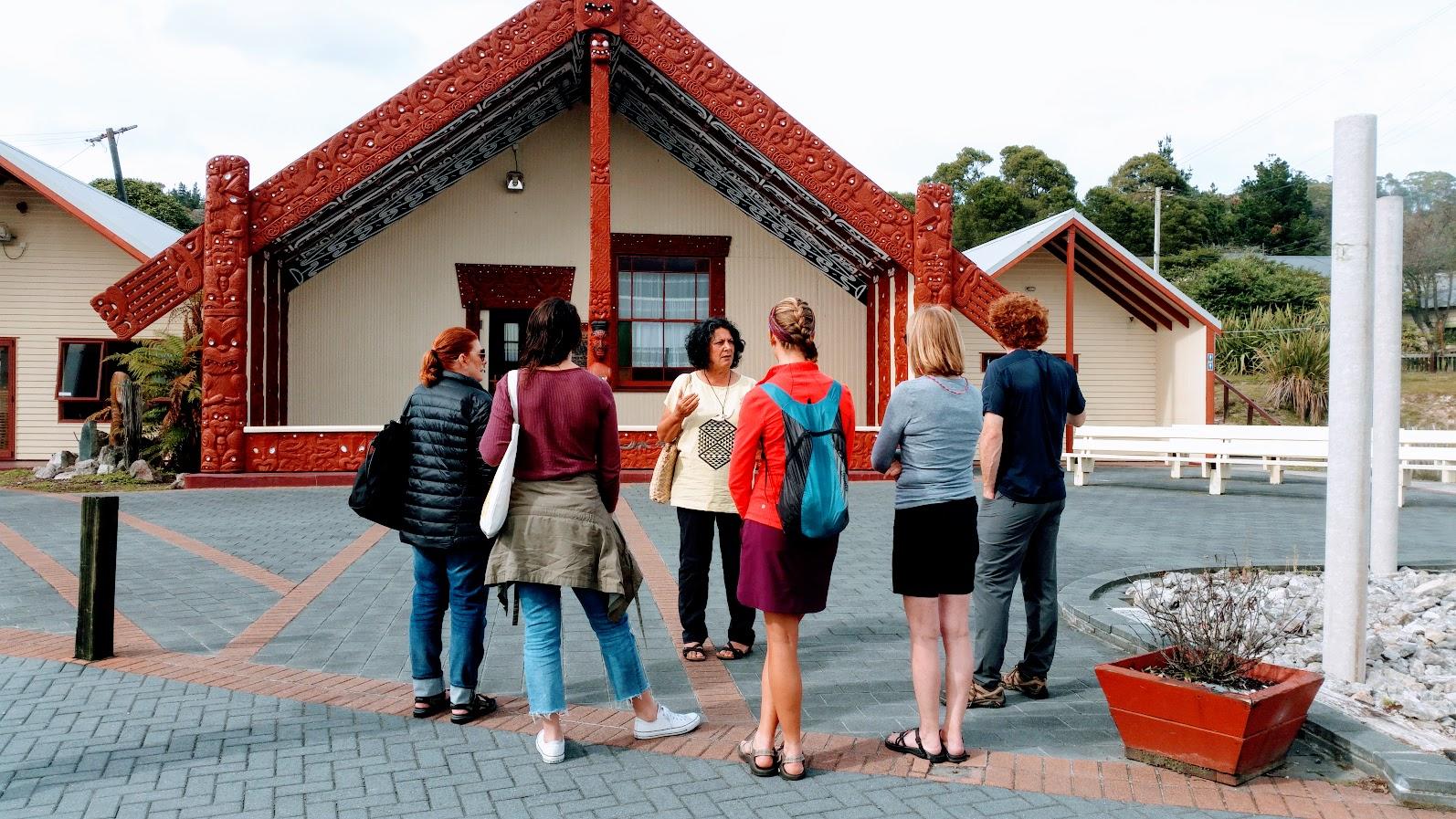 Guiding Tarawera to Whakarewarewa