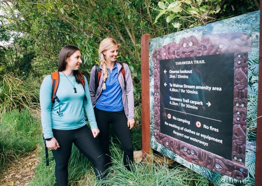 Responsible Tourism, Totally Tarawera, Rotorua